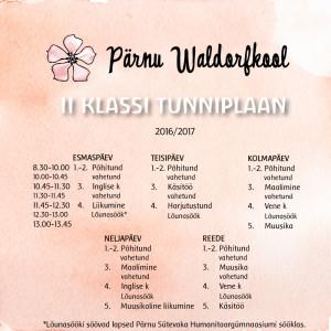 iiklassi-tunniplaan-2016-2017